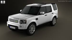lr4 land rover 2012 360 view of land rover discovery 4 lr4 2012 3d model hum3d store