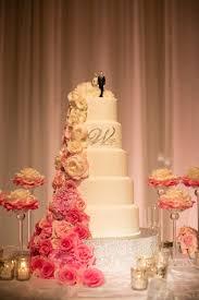 pink u0026 white wedding with ombré details at montage laguna beach
