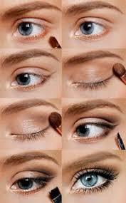 tutorial make up natural untuk kulit coklat blog 30 tutorial make up mata natural coklat sehari hari