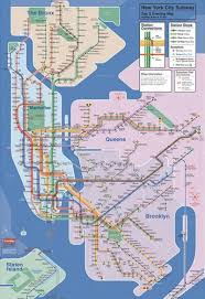 New York Metro Station Map by How To Make A Map For The Most Complicated Subway System In The World