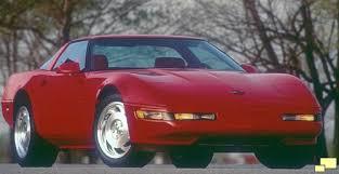 1993 corvette 40th anniversary 1993 corvette c4 40th anniversary package ruby paint