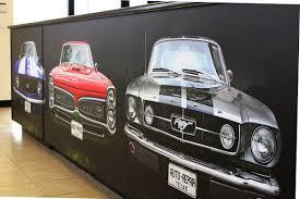 28 car wall murals vintage car wall mural wall mural rusted car wall murals window graphics amp wall murals zilla wraps