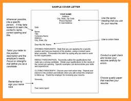 what should a cover letter look like bio letter format