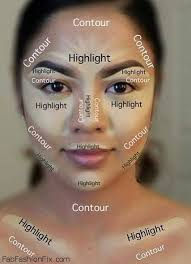 celebrities and beauty gers love it and here are some great exles of how makeup highlight and contour can change