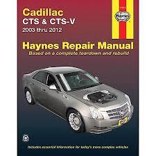 cadillac cts auto parts haynes cadillac cts cts v 03 21015 advance auto parts