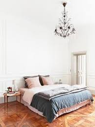 Dusty Pink Bedroom - trend spotter decorating with dusty pink dusty pink duvet and