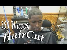 can you have a haircut i youve got psorisiis how to get your haircut at the barbershop for 360 waves youtube