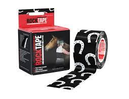 equine kinesiology tape rocktape