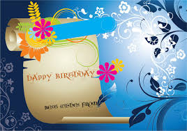 Pongal Invitation Cards Birthday Greeting Cards Blue Multimedia Graphic Designer
