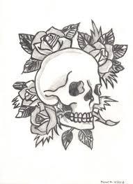 ed hardy skull and roses by flowerphantom on deviantart