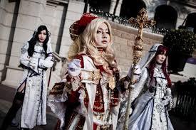 Trinity Halloween Costume Trinity Blood Cosplay