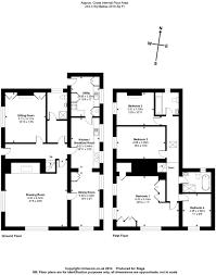 The Burrow Floor Plan 4 Bedroom Detached House For Sale In Broadclyst Exeter Devon