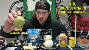 Challenge La Beast The Iron Stomach Gauntlet Challenge Doesn T Go As Planned L A