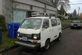 subaru 360 van old parked cars 1980 jet industries electra van