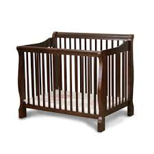 Mini Convertible Cribs Line Dela Mini Convertible Crib Finish Cherry 80199