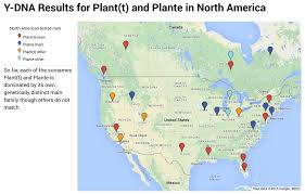Google Maps Montana Plant Family History Group Name Distribution