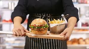 jeux de cuisine macdonald mcdonald s de l écran tactile au service à la table