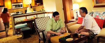 Disney 2 Bedroom Villas Oahu Luxury Villas Aulani Hawaii Resort U0026 Spa