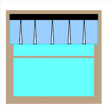 types of curtain valances hunker