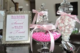 nail baby shower favors kathryn s pink and glitter baby shower