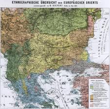 Balkans Map File Ethnic Map Of Balkans German 1882 Jpg Wikimedia Commons
