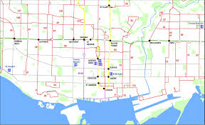 Ttc Map Mapping An Accessible Ttc Marshall U0027s Musings
