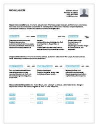 Resume Templates That Stand Out Modern Resume Templates 64 Examples Free Download