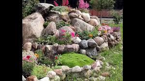 Gardens With Rocks by Making A Rock Garden Home Design Ideas