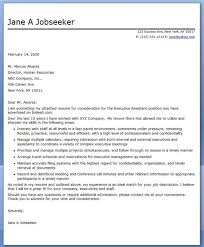 Administrative Assistant Resumes Human Resources Administrative Assistant Cover Letter