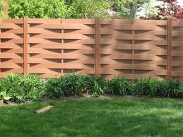Garden Fence Types How To Choose The Best Of Wood Fence Designs U2014 Tedx Designs
