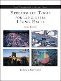 Spreadsheet Tools For Engineers Excel 2007 Pdf Spreadsheet Tools For Engineers Excel Mcgraw Hill S Best