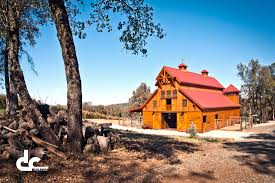 Barn Kits California Penn Valley Barn Project Dc Builders