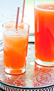summer cocktail recipes tropical fruit spritzers the love nerds