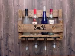 charming handmade wine rack designs for all of you wine lovers