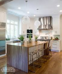 kitchens with islands designs kitchen island wood countertop butcherblock and bar top blog