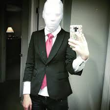 Slender Man Halloween Costume Spookingfornoobs Twitter