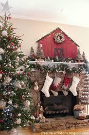christmas mantel decor 34 christmas mantel decorating ideas on the cheap decomagz