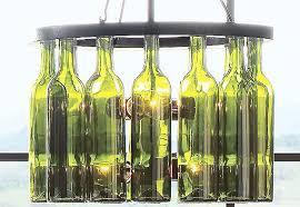 Wine Bottle Chandeliers Pottery Barn Wine Bottle Chandelier Gear Patrol