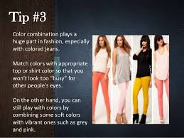 be fab with colored jeans for women over 40