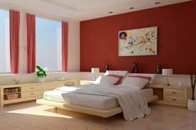 Red Bedroom Wall Color Ideas Captivating Bedroom Colors Red Home - Bedroom wall colors