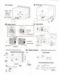 atwood water heater wiring diagram u0026 atwood water heater switch