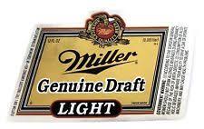 miller genuine draft light miller genuine draft light beer 12 oz ebay