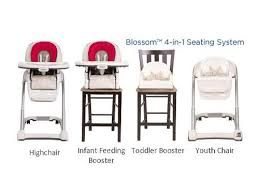 Graco High Chair Graco Blossom 4 In 1 Seating System All About Baby Infant