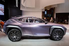 lexus suv concept lexus says ux concept will hit the road cars com