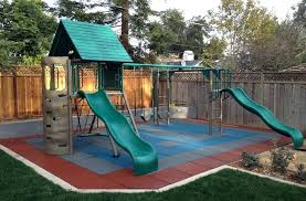 rubber bark by ground cover mulch shredded playground
