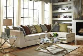 leather u0026 fabric sectional sofas