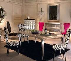 glamorous dining room decorating ideas velvet silver and crystals