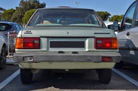 nissan sunny old model endangered species nissan datsun sunny b11 ran when parked
