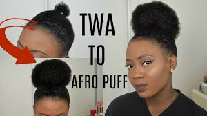 small afro puff buns hair pieces fake it till you make it go from twa puff to a large afro puff in