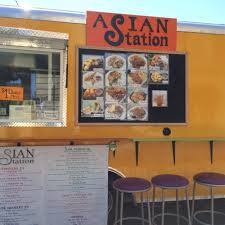 Portland Food Carts Map by Asian Station Portland Food Trucks Roaming Hunger